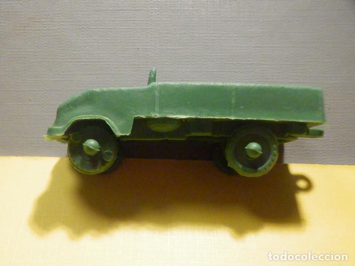 Figuras de Goma y PVC: Coche Plástico - Verde - Kiosko 60´s 70´s - Foto 5 - 249278980