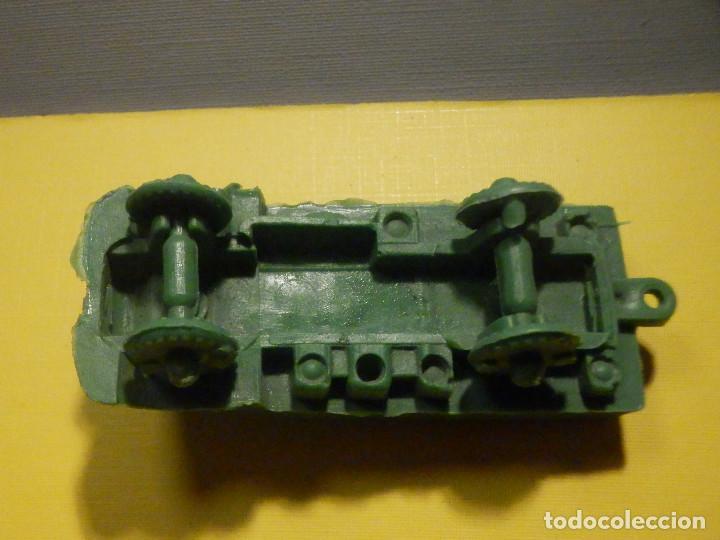 Figuras de Goma y PVC: Coche Plástico - Verde - Kiosko 60´s 70´s - Foto 6 - 249278980