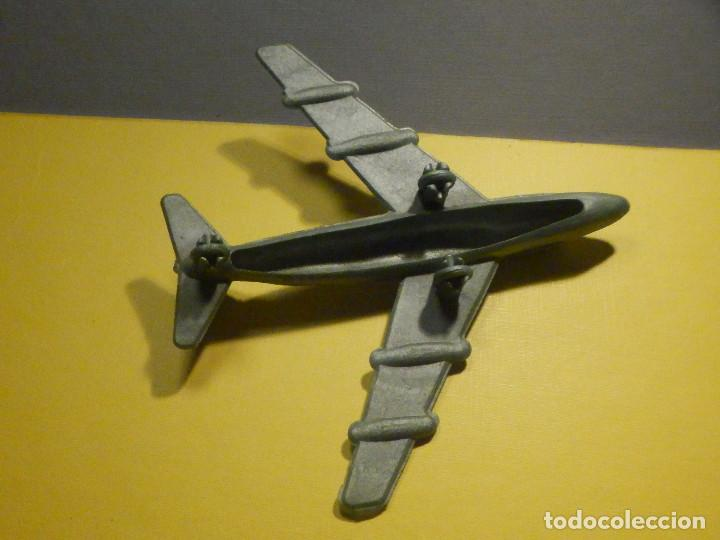 Figuras de Goma y PVC: Avión de plástico - Con ruedas - Kiosco - 60´s 70´s - Foto 2 - 249301875