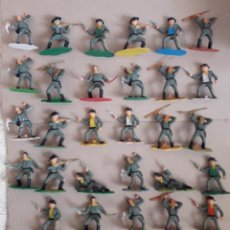 Figuras de Goma y PVC: LOTE 29 VAQUEROS COMANSI, JECSAN ..... Lote 286741013