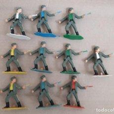 Figuras de Goma y PVC: LOTE 10 FIGURAS A IDENTIFICAR. COMANSI, JECSAN ... 6 CMS. Lote 249327615