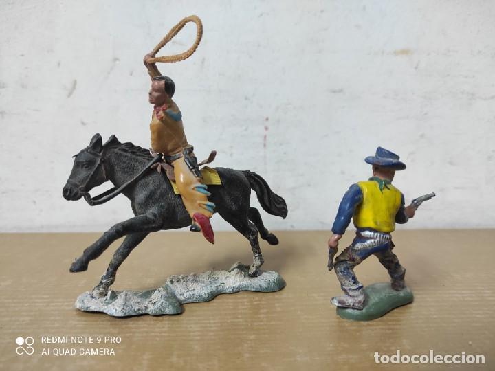 Figuras de Goma y PVC: Figuras de plástico made in hong Kong para britain Ltd - Foto 2 - 249485980