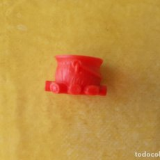 Figuras de Goma y PVC: FIGURA DUNKIN. CALDERO ROJO. MARMITA. COLECCION ASTERIX.. Lote 250134645