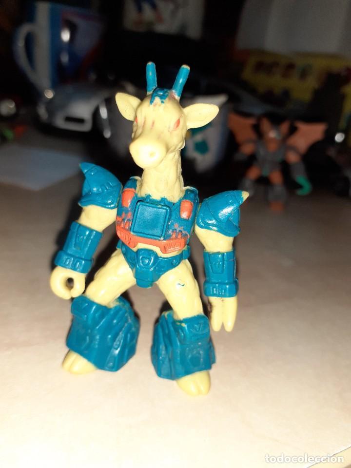 Figuras de Goma y PVC: Lote 4 Bestias de Combate.TAKARA Hasbro 1986.Combat Beasts. - Foto 3 - 250326680