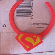 Figuras de Goma y PVC: DIADEMA BURGER KING SUPERMAN. Lote 250345505