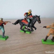 Figuras de Borracha e PVC: LOTE 3 FIGURAS, BRITAINS. Lote 251023810