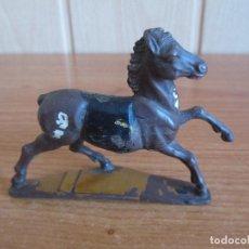 Figuras de Goma y PVC: FIGURA ANTIGUA CABALLO GAMA ( PECH , JECSAN , REAMSA , OLIVER , COMANSI , ETC). Lote 251251285