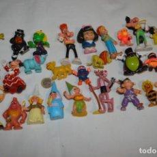 Figuras de Goma y PVC: VINTAGE - GRAN LOTE FIGURAS DE GOMA VARIADAS / DIFERENTES, PERSONAJES, MARCAS Y CLASES ¡MIRA! FOTOS!. Lote 251345760