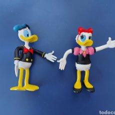 Figuras de Goma y PVC: ANTIGUAS FIGURAS FLEXIBLES COMICS SPAIN. Lote 251684335