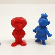 Figuras de Borracha e PVC: LOTE FIGURAS DUNKIN BRUGUERA. Lote 251835570
