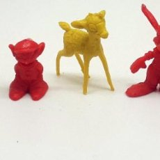 Figuras de Goma y PVC: LOTE FIGURAS DUNKIN DISNEY. Lote 251836090