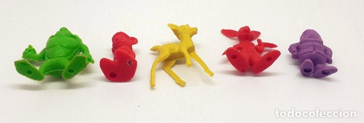 Figuras de Goma y PVC: LOTE FIGURAS DUNKIN DISNEY - Foto 3 - 251836090