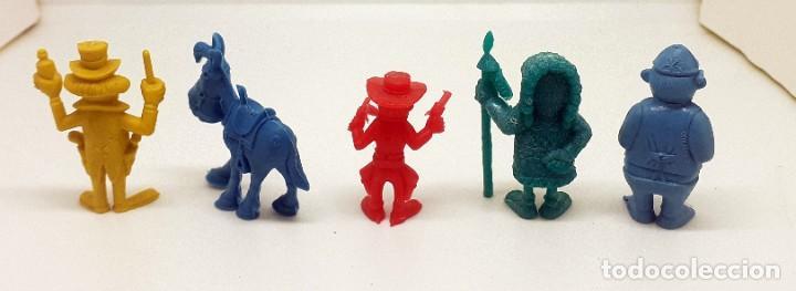 Figuras de Goma y PVC: LOTE FIGURAS DUNKIN LUCKY LUKE - Foto 2 - 251836745