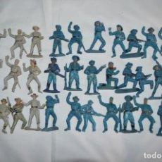 Figuras de Goma y PVC: EL OESTE - YANKEE Y FEDERADOS PLÁSTICO/PVC - COMANSI, OLIVER, PUIG, PECH, JECSAN ... ¡MIRA! LOTE 6. Lote 251903165