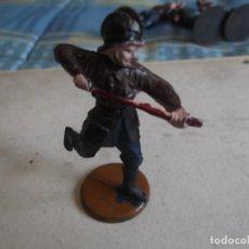 Figuras de Borracha e PVC: BOMBERO ARTICULADO GAMA AÑOS 60---GOMA 2. Lote 252007515