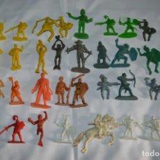 Figuras de Goma y PVC: FIGURAS Y CLASES VARIADAS / PLÁSTICO/PVC - COMANSI, OLIVER, PUIG, PECH, JECSAN ... ¡MIRA! LOTE 01. Lote 252055210