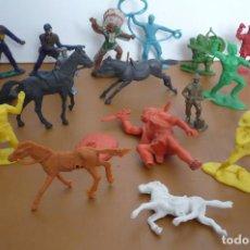 Figurines en Caoutchouc et PVC: LOTE FIGURAS PVC- PLASTICO. Lote 252118615