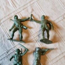 Figuras de Goma y PVC: LOTE SOLDADOS JECSAN. Lote 252126325