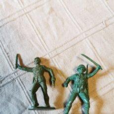 Figuras de Goma y PVC: SOLDADOS JECSAN. Lote 252127215