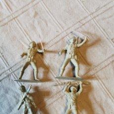 Figuras de Goma y PVC: SOLDADOS JECSAN. Lote 252129575