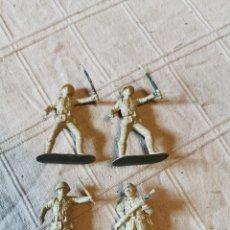 Figuras de Goma y PVC: LOTE SOLDADOS JECSAN. Lote 252134245