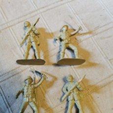 Figuras de Goma y PVC: LOTE SOLDADOS JECSAN. Lote 252134510