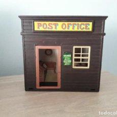 Figuras de Goma y PVC: POST OFFICE DE JECSAN, DE LAS CAJAS JECSARAMAS DEL OESTE,. Lote 252153800