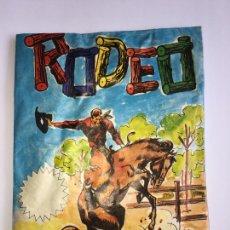 Figuras de Goma y PVC: SOBRE MONTAPLEX - SERJAN - RODEO - CERRADO. Lote 252167570