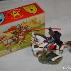 Figuras de Goma y PVC: ANTIGUO / CABALLO BLANCO / CHEVAL BLANC - STARLUX ANCIEN - REF 6103 - BUEN ESTADO ¡DIFÍCIL, MIRA!. Lote 252305680