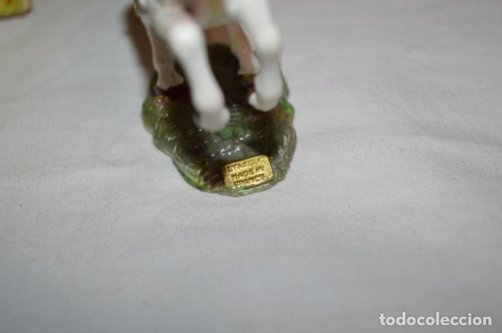 Figuras de Goma y PVC: Antiguo / CABALLO BLANCO / CHEVAL BLANC - STARLUX ANCIEN - Ref 6103 - Buen estado ¡Difícil, mira! - Foto 8 - 252305680