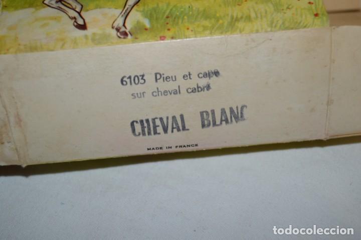Figuras de Goma y PVC: Antiguo / CABALLO BLANCO / CHEVAL BLANC - STARLUX ANCIEN - Ref 6103 - Buen estado ¡Difícil, mira! - Foto 19 - 252305680