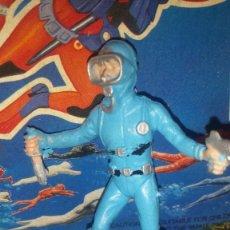 Figuras de Goma y PVC: SUBMARINISTA. Lote 252348505