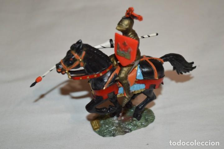 Figuras de Goma y PVC: Antiguo / CABALLO NEGRO / CHEVAL NOIR - STARLUX ANCIEN - Ref 6102 Bis - Buen estado ¡Difícil, mira! - Foto 2 - 252445210