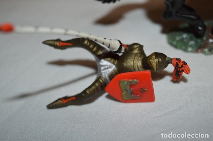 Figuras de Goma y PVC: Antiguo / CABALLO NEGRO / CHEVAL NOIR - STARLUX ANCIEN - Ref 6102 Bis - Buen estado ¡Difícil, mira! - Foto 4 - 252445210