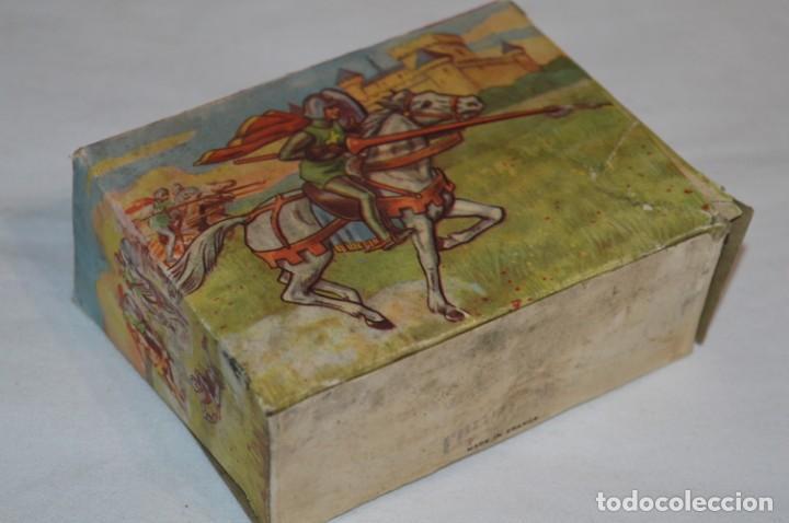 Figuras de Goma y PVC: Antiguo / CABALLO NEGRO / CHEVAL NOIR - STARLUX ANCIEN - Ref 6102 Bis - Buen estado ¡Difícil, mira! - Foto 12 - 252445210