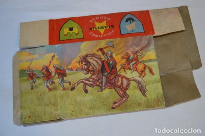Figuras de Goma y PVC: Antiguo / CABALLO NEGRO / CHEVAL NOIR - STARLUX ANCIEN - Ref 6102 Bis - Buen estado ¡Difícil, mira! - Foto 13 - 252445210