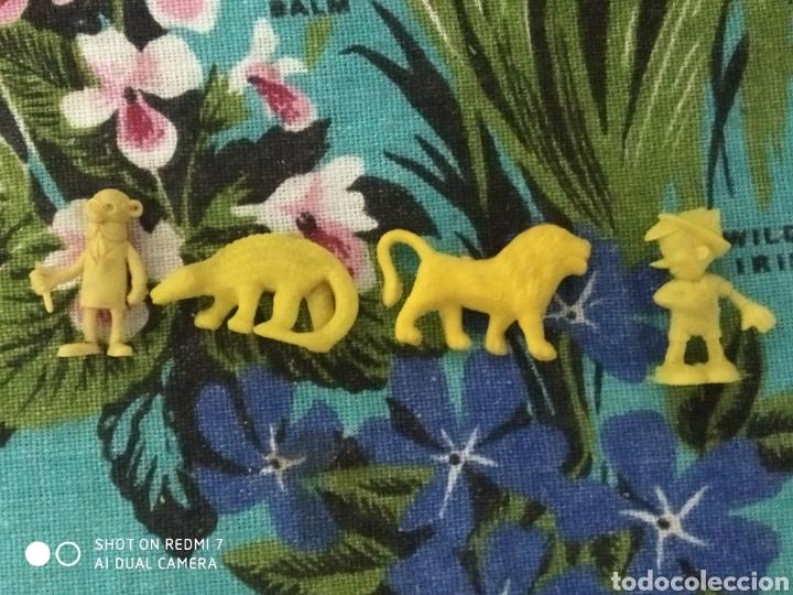 Figuras de Goma y PVC: 22 figuras Dunkin según fotos - Foto 4 - 252566060
