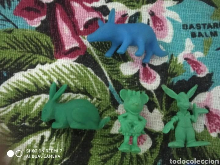 Figuras de Goma y PVC: 22 figuras Dunkin según fotos - Foto 5 - 252566060