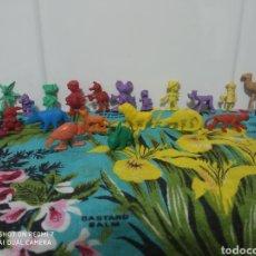 Figuras de Goma y PVC: 22 FIGURAS DUNKIN SEGÚN FOTOS. Lote 252566060