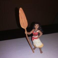 Figuras de Goma y PVC: WALT DISNEY FIGURA DE PVC BULLY VAIANA. Lote 271421888