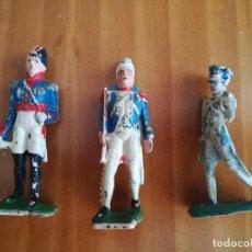 Figuras de Goma y PVC: SOLDADOS DE NAPOLEON DE RENE FISCHER. Lote 253073730