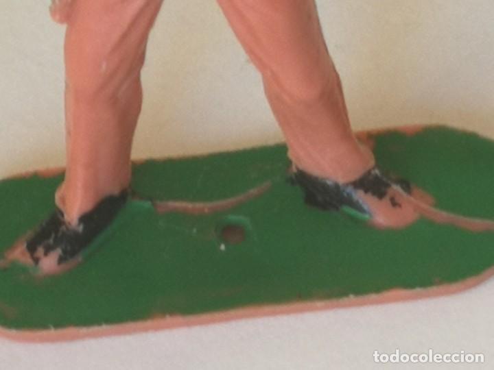 Figuras de Goma y PVC: Reamsa Jecsan Bruber lafredo figuras chaparral de Comansi años 60 - 70 serie completa - Foto 5 - 253332730