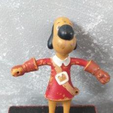 Figuras de Goma y PVC: FIGURA PVC GOMA FLEXIBLE DARTACAN B.R.B. VICMA VINTAGE AÑOS 80 EPOCA COMICS SPAIN. Lote 253440790