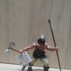 Figuras de Goma y PVC: PAPO FIGURA MEDIEVAL DE COLECCIÓN AÑO 2000 DESCATALOGADO TOTALMENTE NUEVA. Lote 253559680