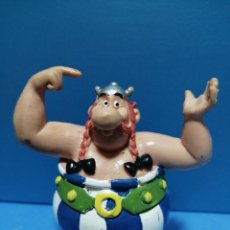Figuras de Goma y PVC: FIGURA PVC ASTERIX Y OBELIX COMICS SPAIN. Lote 253585865
