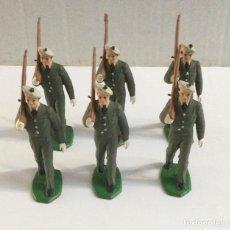 Figuras de Goma y PVC: SOLDADOS FRANCESES. SOTORRES. AÑOS 70. Lote 253692390