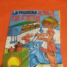 Figuras de Goma y PVC: MONTAPLEX LA PEQUEÑA AMA DE CASA MADE IN SPAIN. Lote 253692415