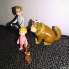 Figure di Gomma e PVC: FIGURAS PETER PAN HEROES DE FAMOSA COMPLEMENTO OSITO MICHAEL DARLING. Lote 253703185