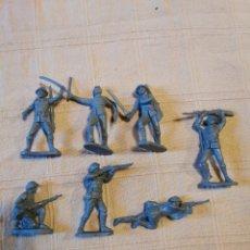 Figuras de Goma y PVC: LOTE SOLDADOS JECSAN JAPONESES. Lote 253713965
