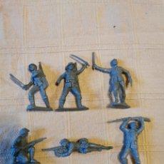 Figuras de Goma y PVC: LOTE SOLDADOS JECSAN JAPONESES. Lote 253714715